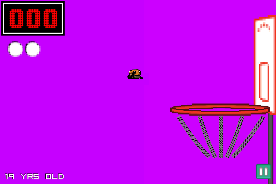 Screenshot Frog Basketball